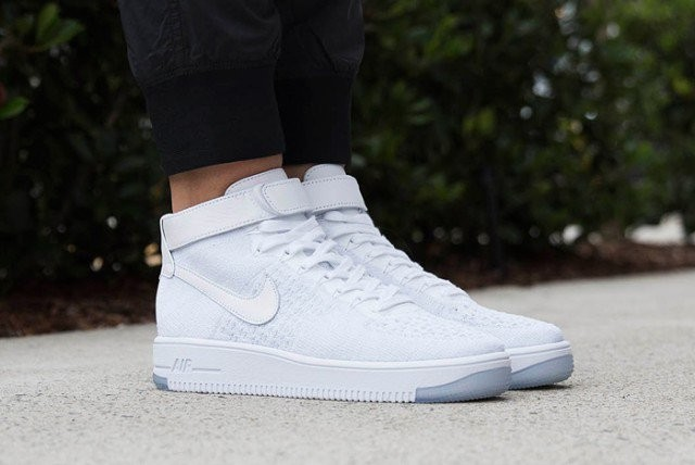 nike air force 1 mid femme
