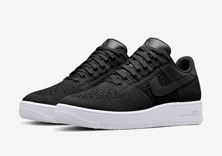 air force one flyknit homme
