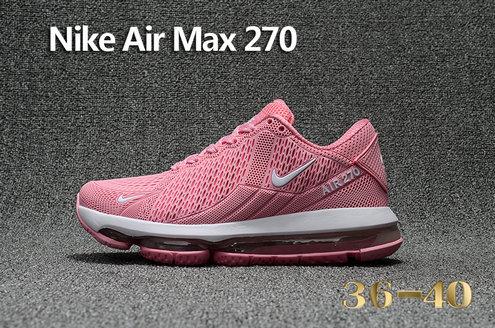 air max 270 pas cher rose