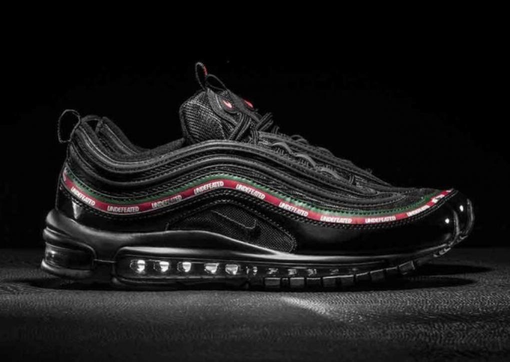air max 97 undefeated prix