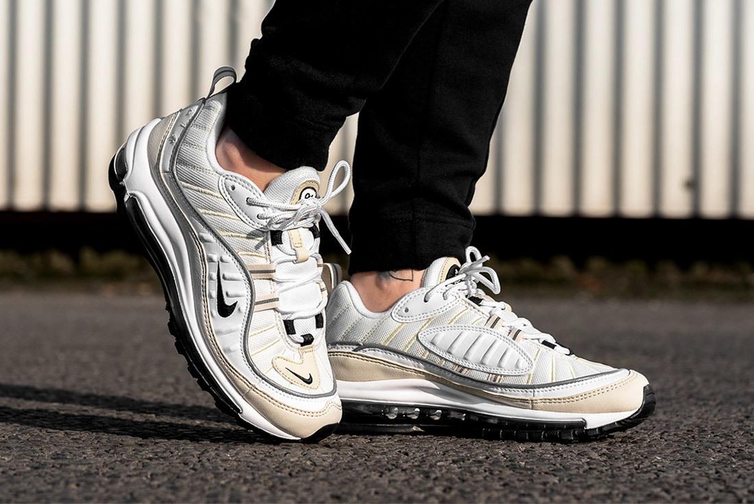Nike Air Max 98 On Feet