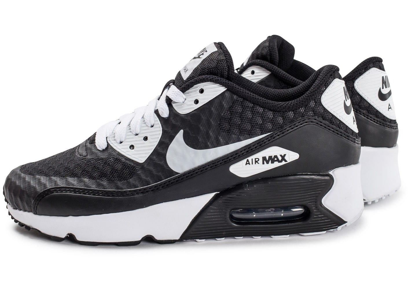 chaussure nike air noir