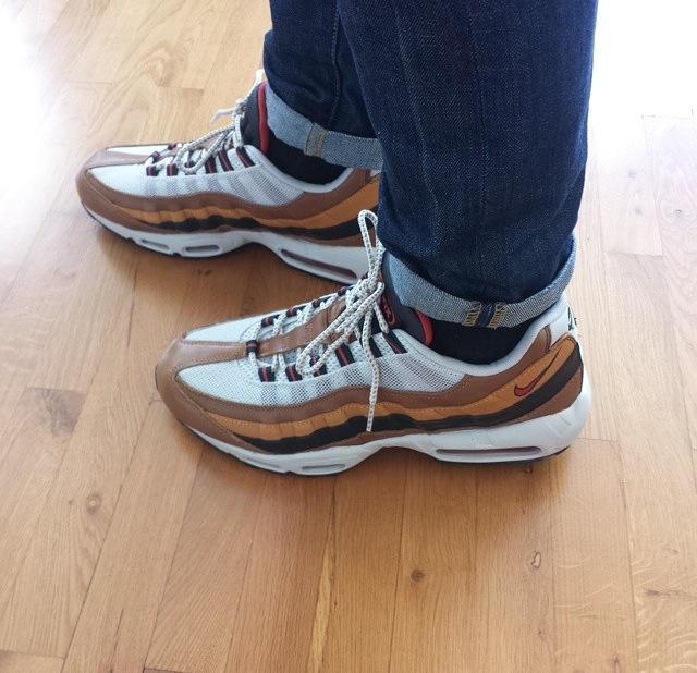 chaussure nike avec grosse semelle