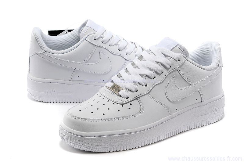 air force 1 nike blanche femme