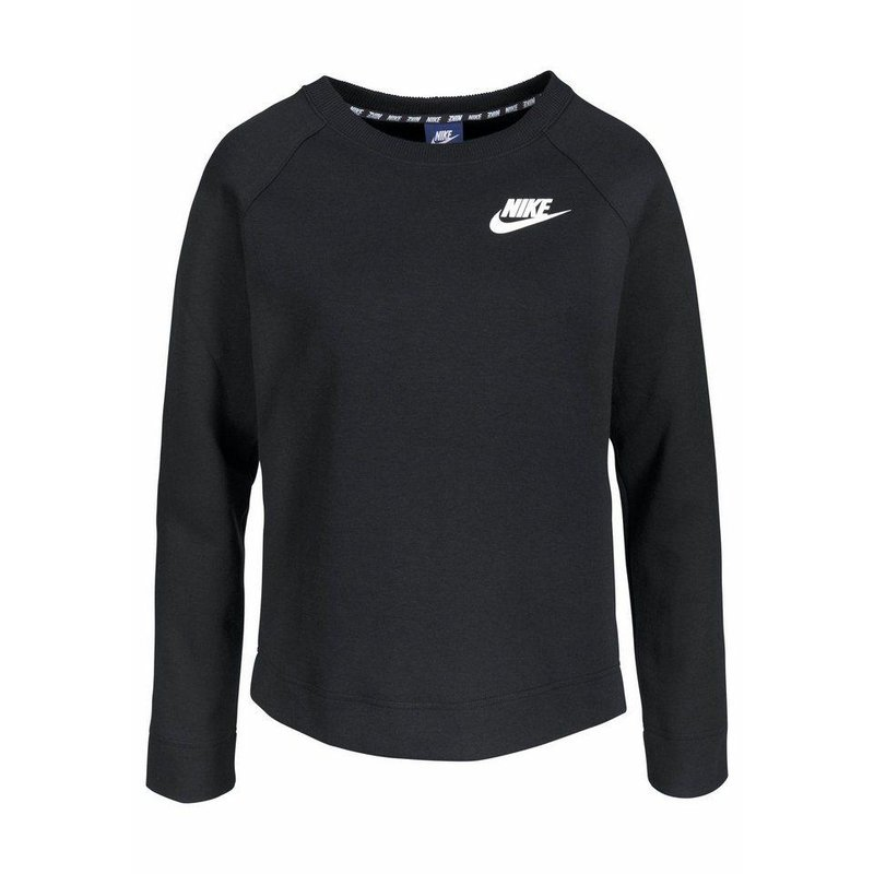 pull nike femme col rond