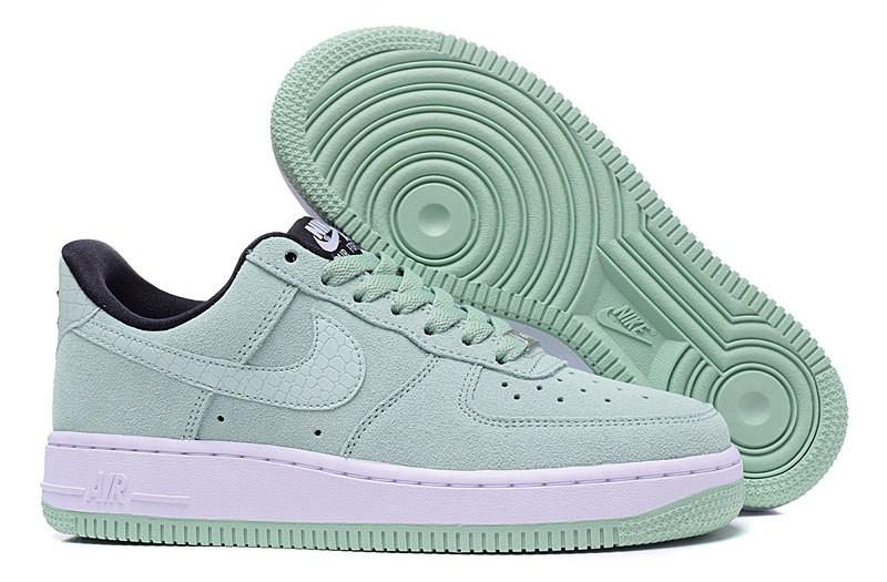 air force 1 vert femme